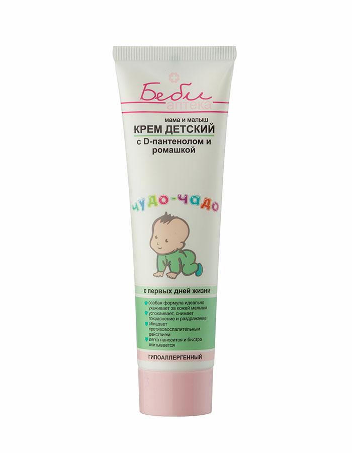 Бебешки крем с D-Пантенол и лайка